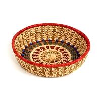 Pine Needle Basket 3