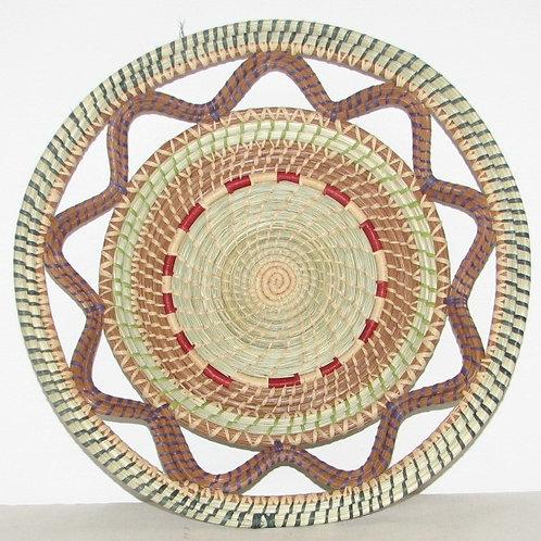 Mayan Beautiful fruit plate