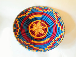 Ugandan Shallow Bowl