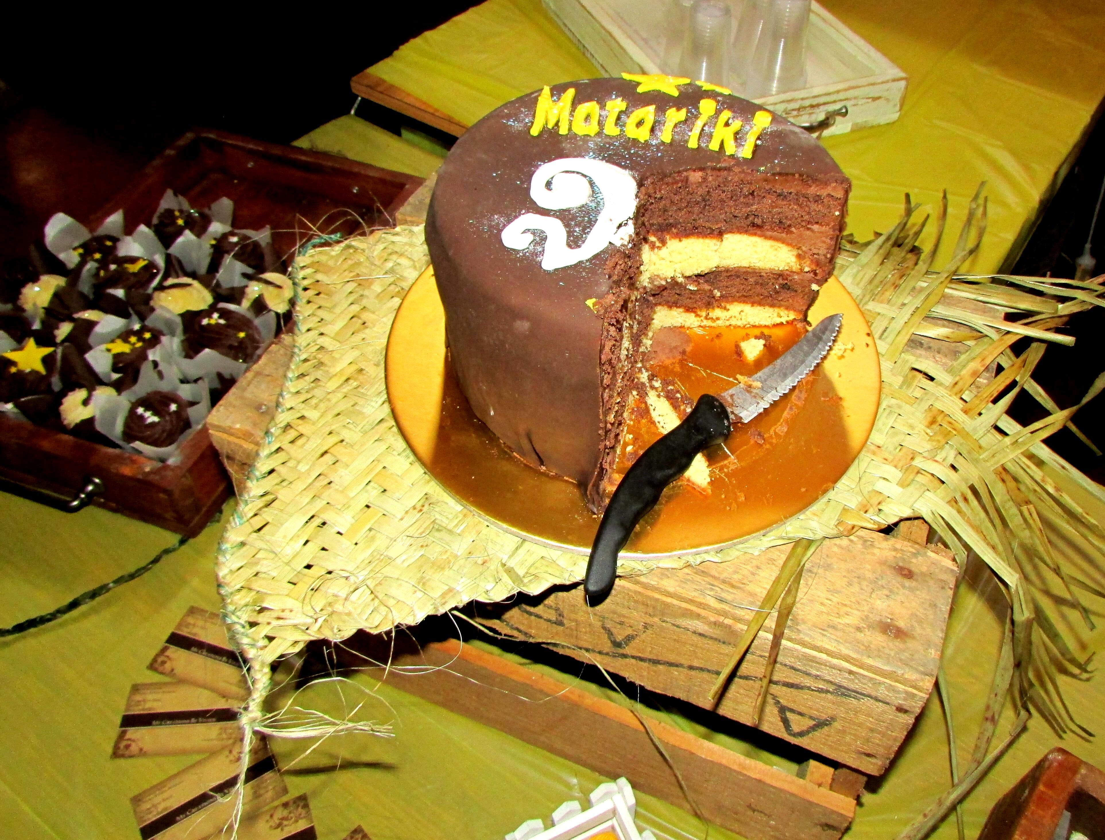 Hotson - cake