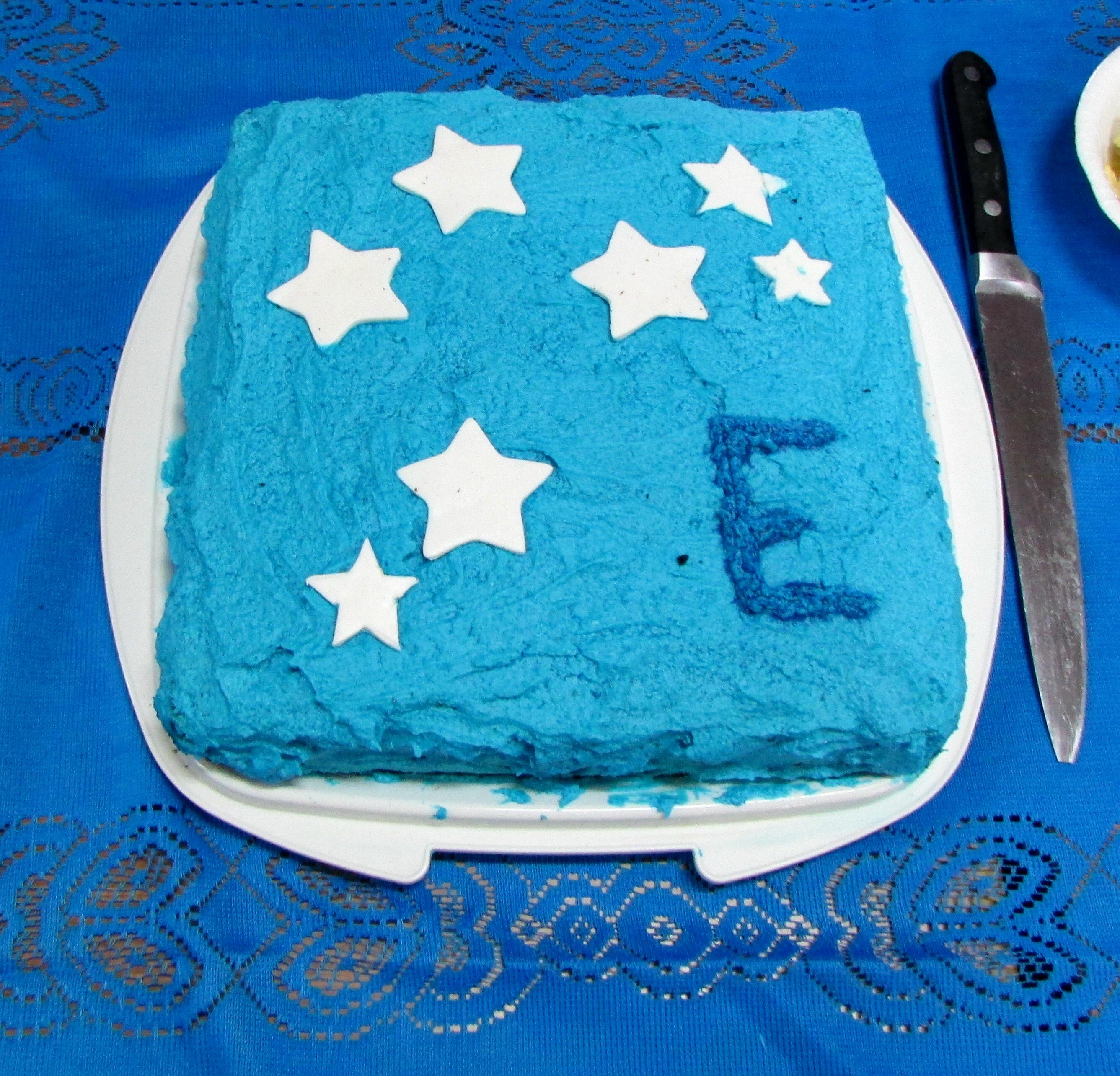 Everleigh - cake