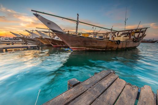 Old Fishing Boats