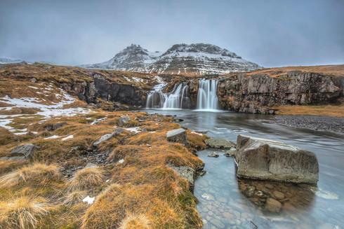 Kirkjufellsfoss - Iceland