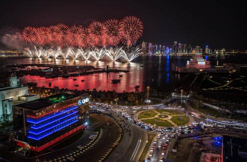 Qatar Fireworks
