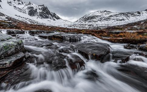 Waterfall - Lofoten