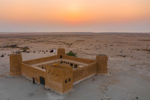 Alzubarah Castle