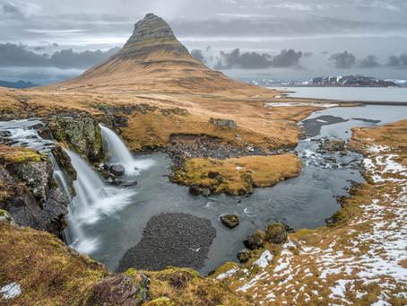 رحلة التصوير الاولى - ايسلندا  First Photography Trip - Iceland