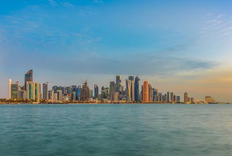 Doha Sunrise