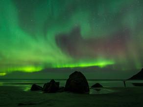 البحث عن الشفق الاخضر Aurora Hunting