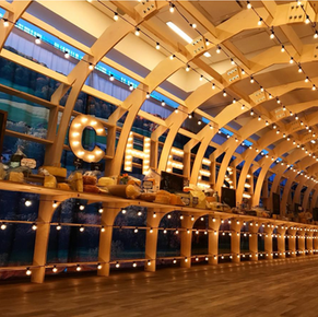 World's Largest Cheese Barn