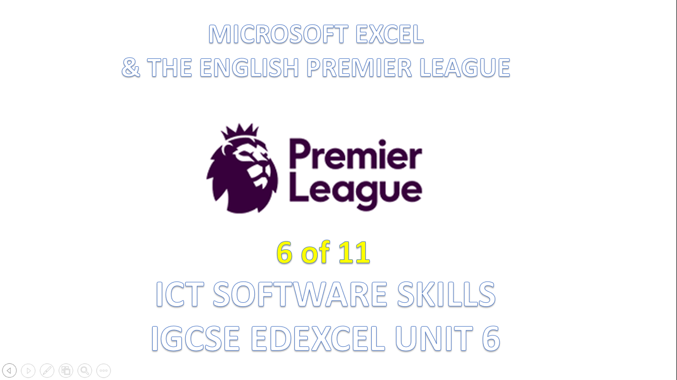 6. EXCEL