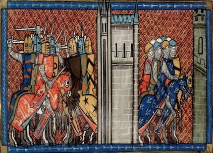 The Baron's War