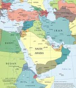Middle Eastern Flag Quiz
