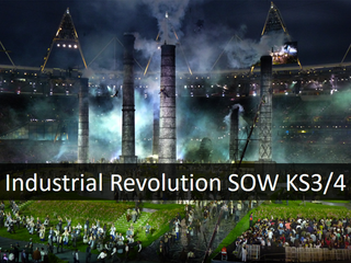 The Industrial Revolution SOW