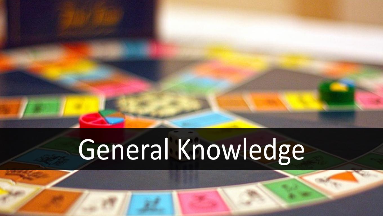 generalknowledgebanner