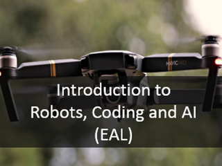 Introduction to Coding, Robots and AI
