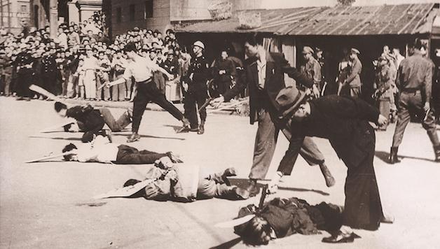 9. Shanghai Massacre
