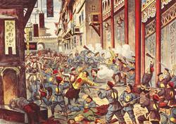 2. Boxer Rebellion