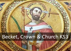 Becket, Crown & Church