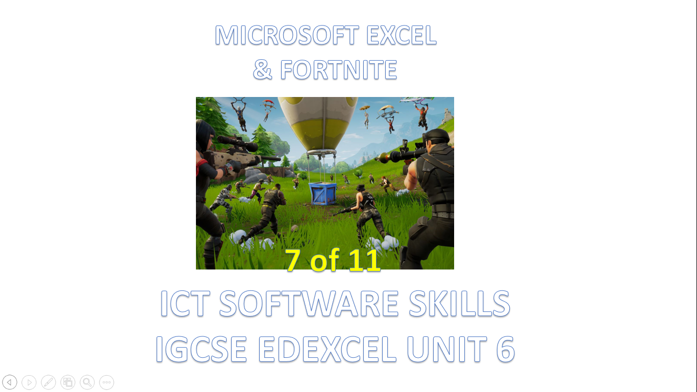 7. EXCEL