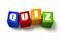 6. Half Way Unit Quiz