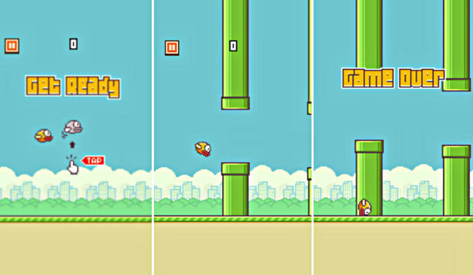 6. Compilers - Flappy Birds