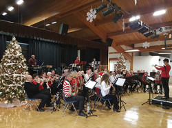 Lakeshore Winds Concert at Wilmot Cr