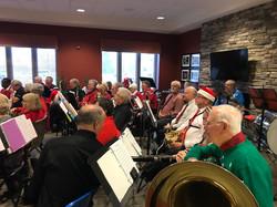 Christmas 2019 at Bowmanville Creek