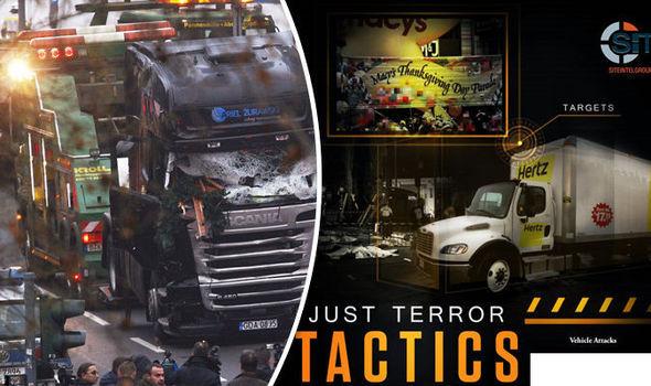 Hostile Vehicle Mitigation (HVM) online
