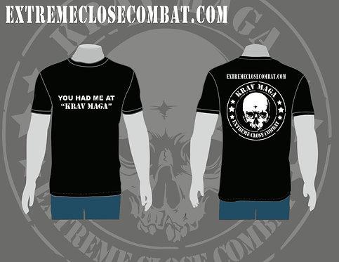 Men T-Shirt - You had me at Krav Maga