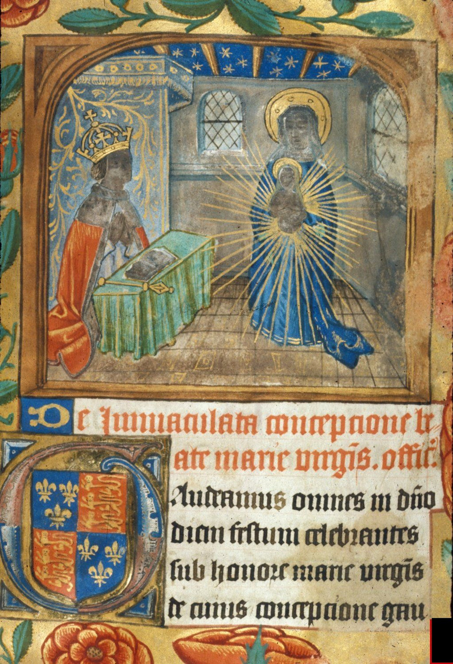 The Immaculate Conception in Anglo-Saxon England