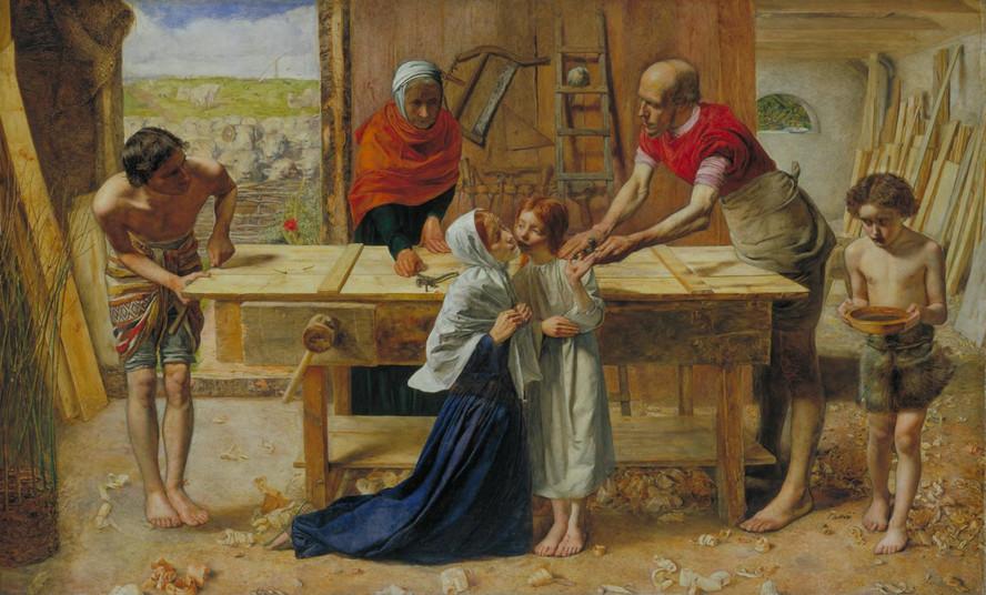 Pre-Raphaelites: Anglican Heritage as Art