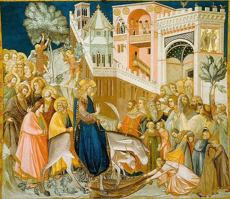 Palm Sunday: What is the Triumphal Entry?