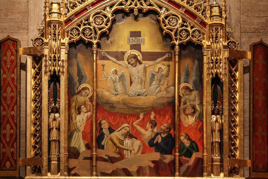 All Souls and The Ordinariate