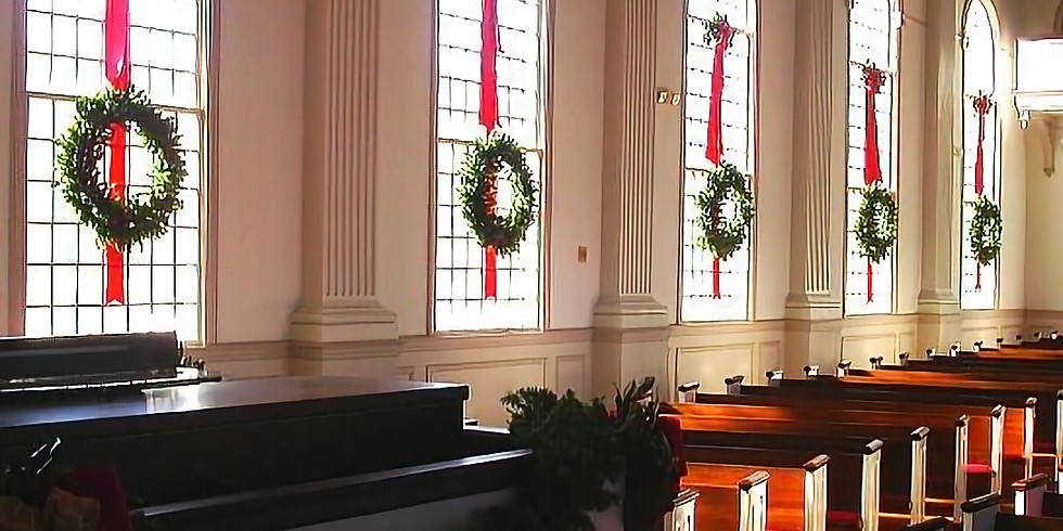 Greening of the Church for Advent