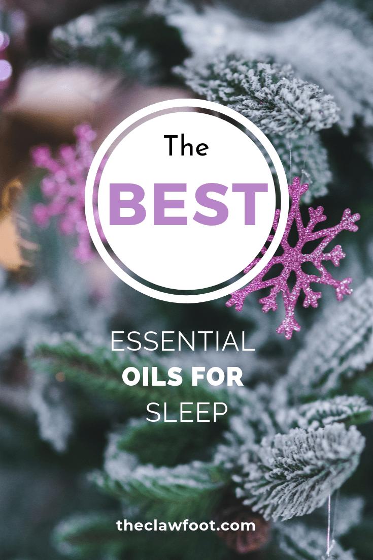 Best oils for sleep
