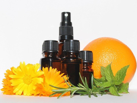 Essential Oils for Focus & Energy