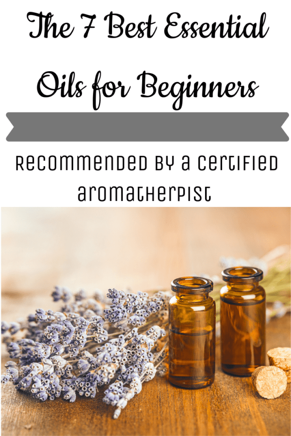 7 Best Essential Oils for Beginners - The Clawfoot: 7 Oils to get you started in aromatherapy as recommended by a certified aromatherapist.