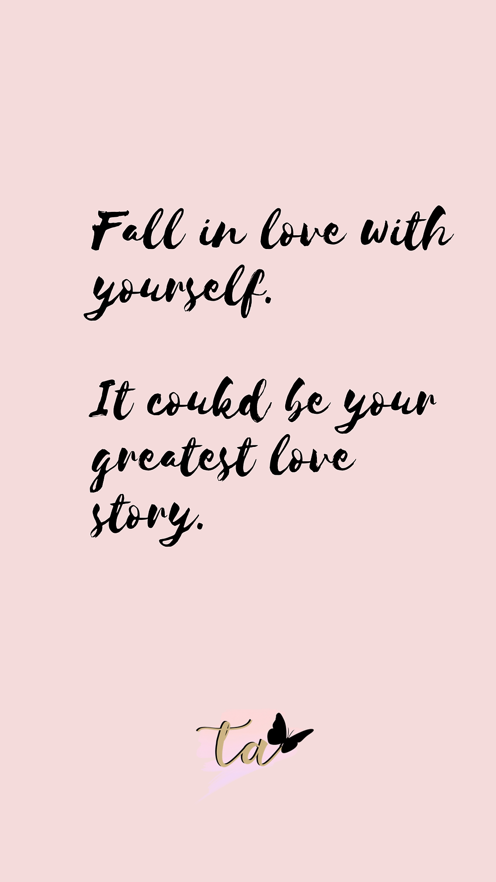 Self-Love Quote