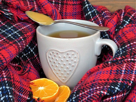 Fall into Winter and Cold & Flu Season