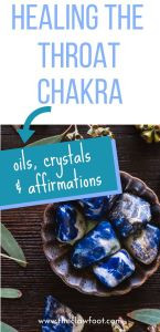 Healing the throat chakra