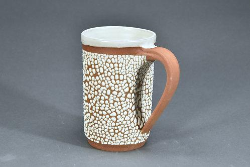 White Crawl Mug