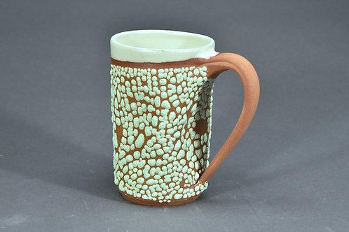 Green Crawl Mug