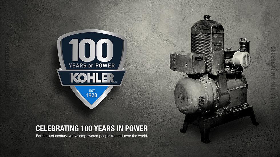 #KohlerPower100