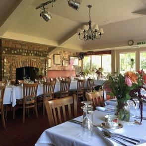 Restaurant Wedding Set-up