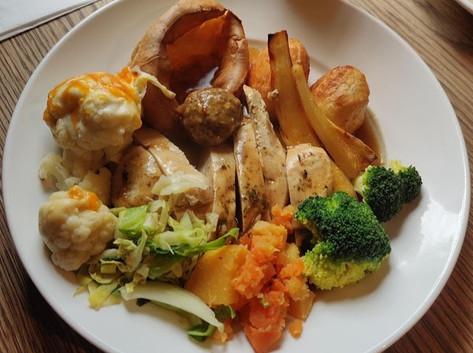 Chicken Roast - Sunday menu