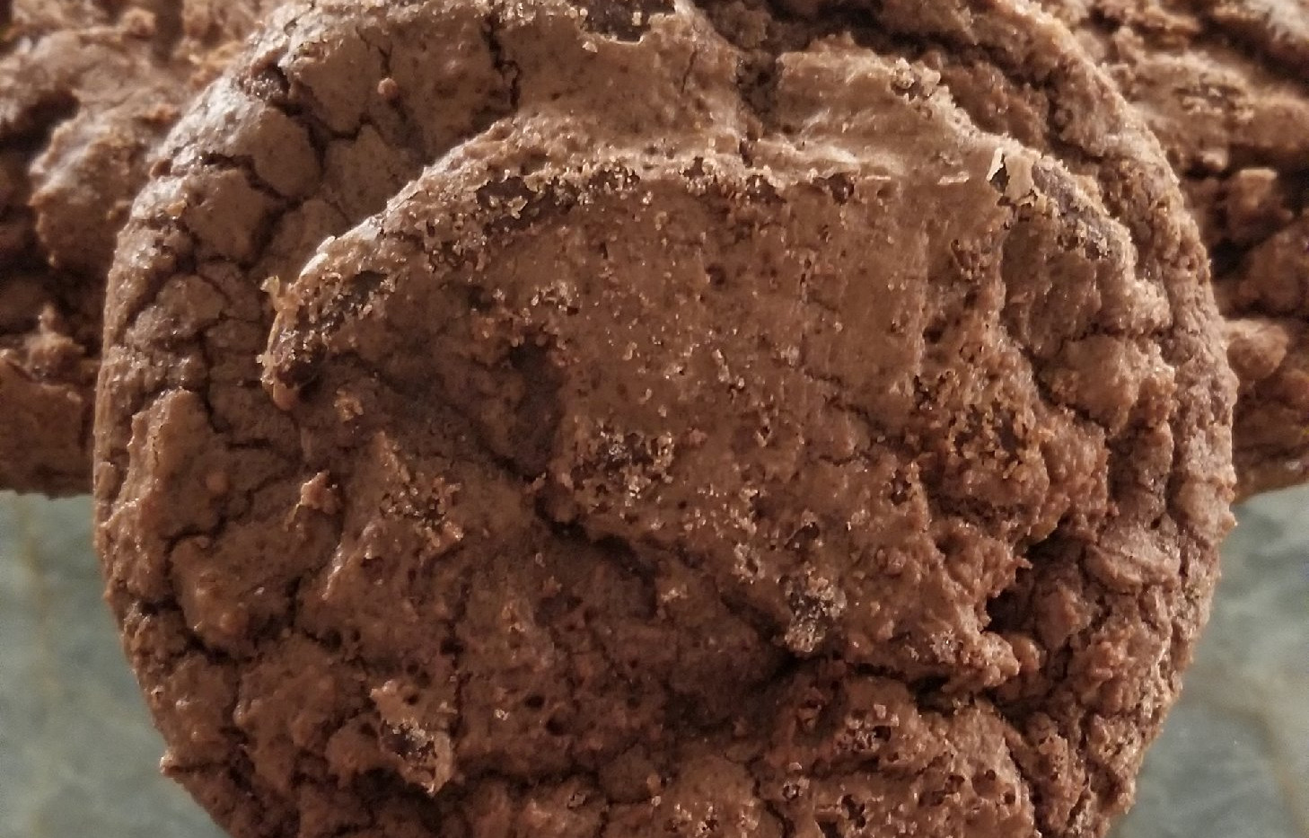 Double Chocolate  Ccookie