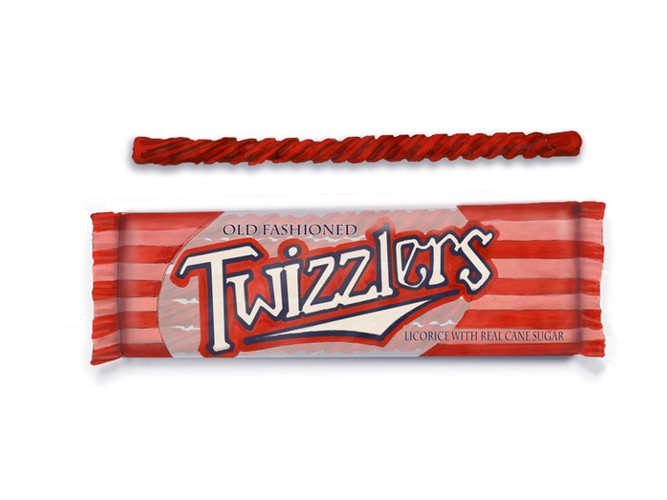 Twizzlers - Old Fashioned