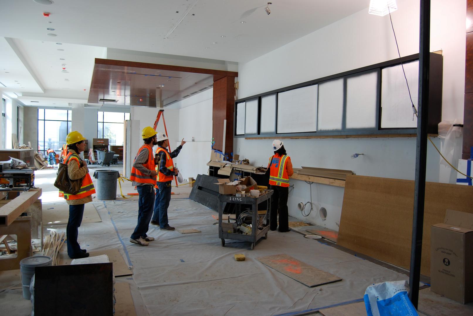 Edge Bar Construction