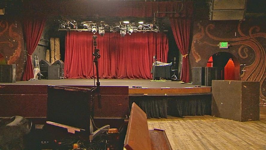 Cervantes Stage